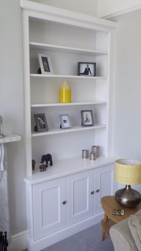 Bookcase tailored to you - Bristol Bookcase Company