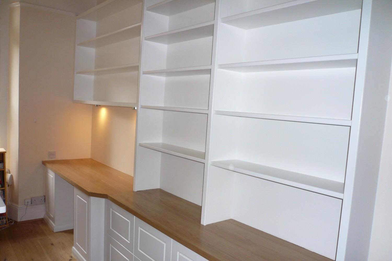 Handcrafted Bookcases - Bristol Bookcase Company