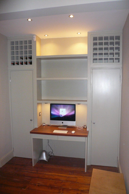 Media and Alcove Units - Bristol Bookcase Company