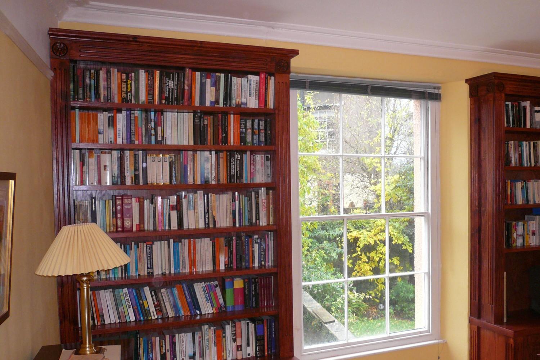 Cutter-free bookcases - Bristol Bookcase Company