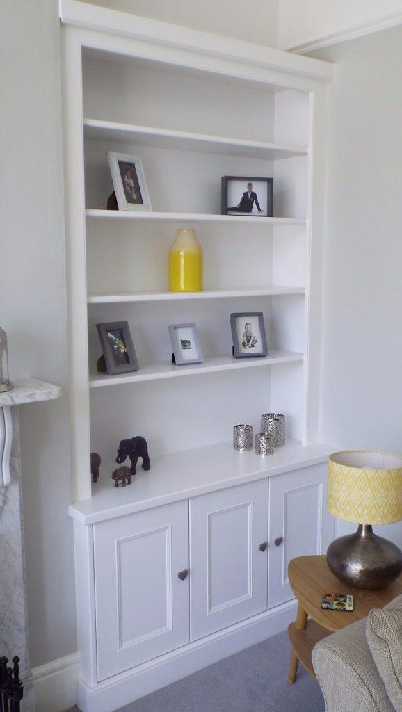 Bookcase tailored to you - Bristol Bookcase Company